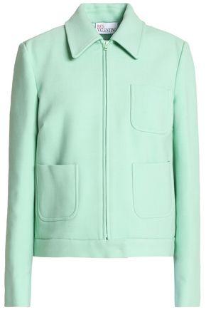 REDValentino Cotton-blend twill jacket