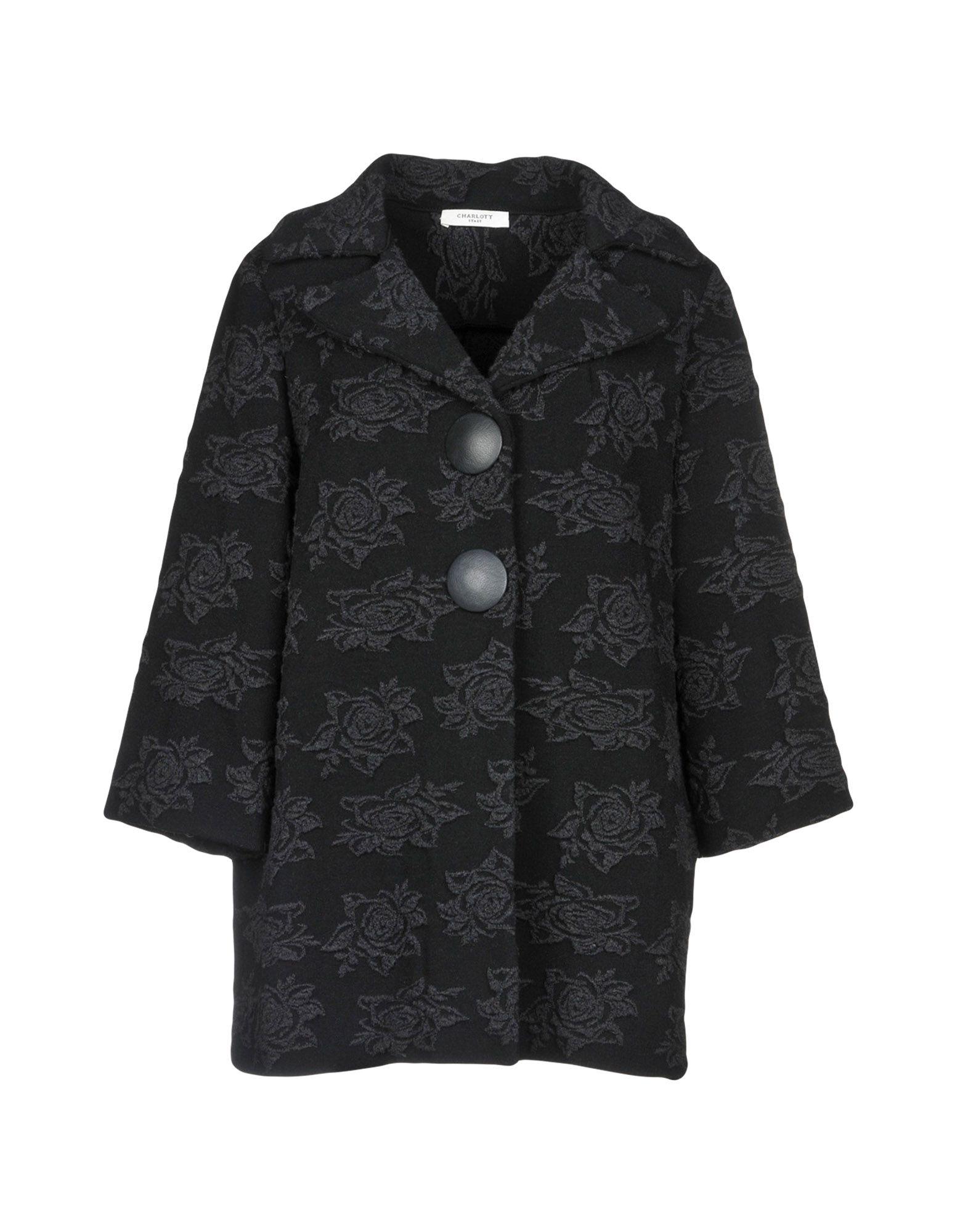 CHARLOTT Пальто charlott легкое пальто