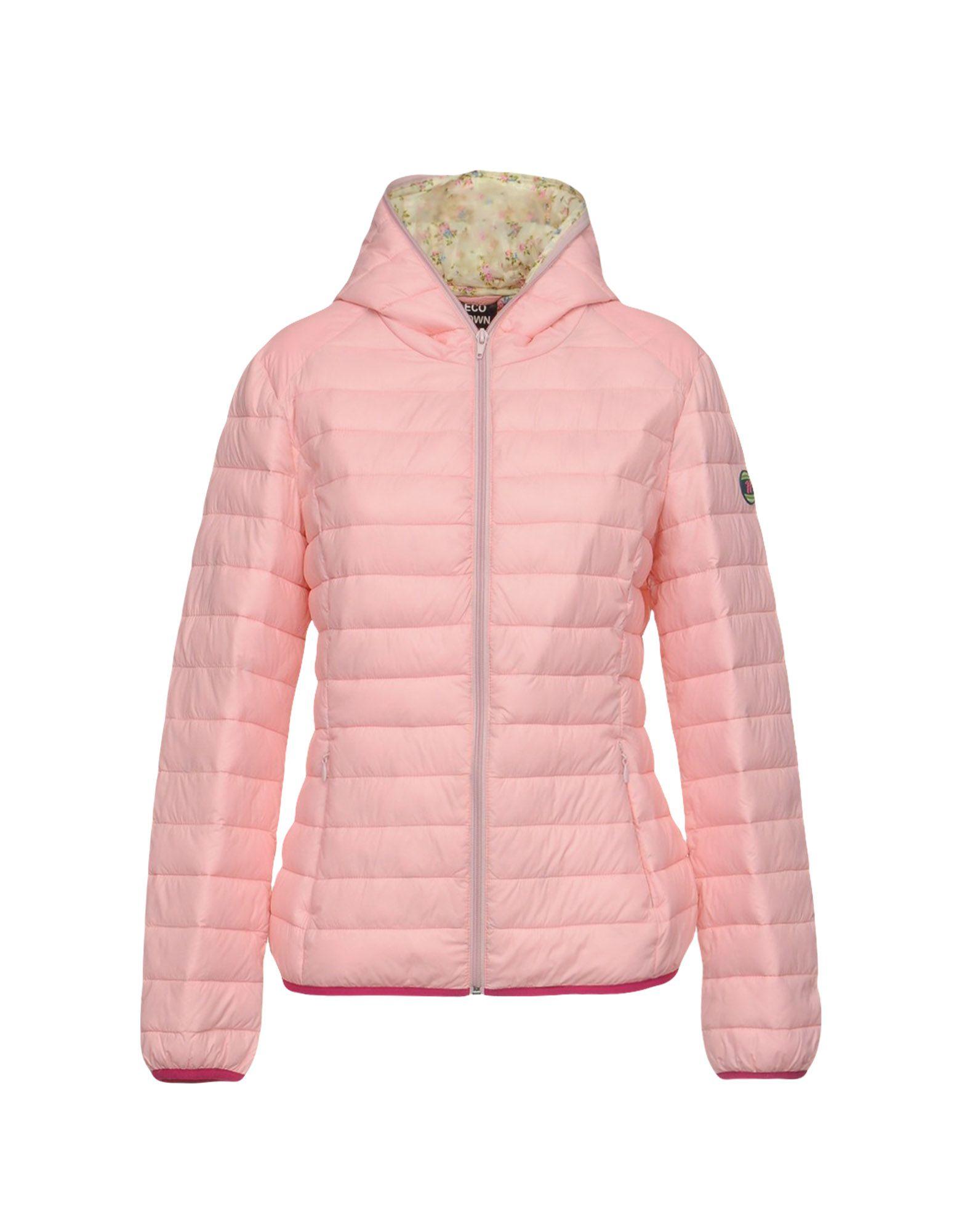 《セール開催中》HAPPER レディース 合成繊維中綿アウター ピンク M ナイロン 100%