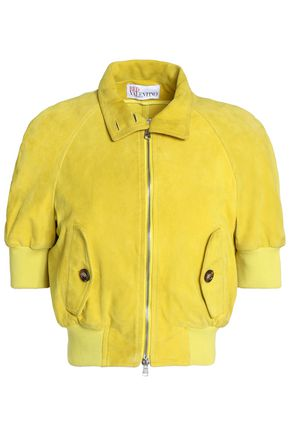 REDValentino Suede jacket