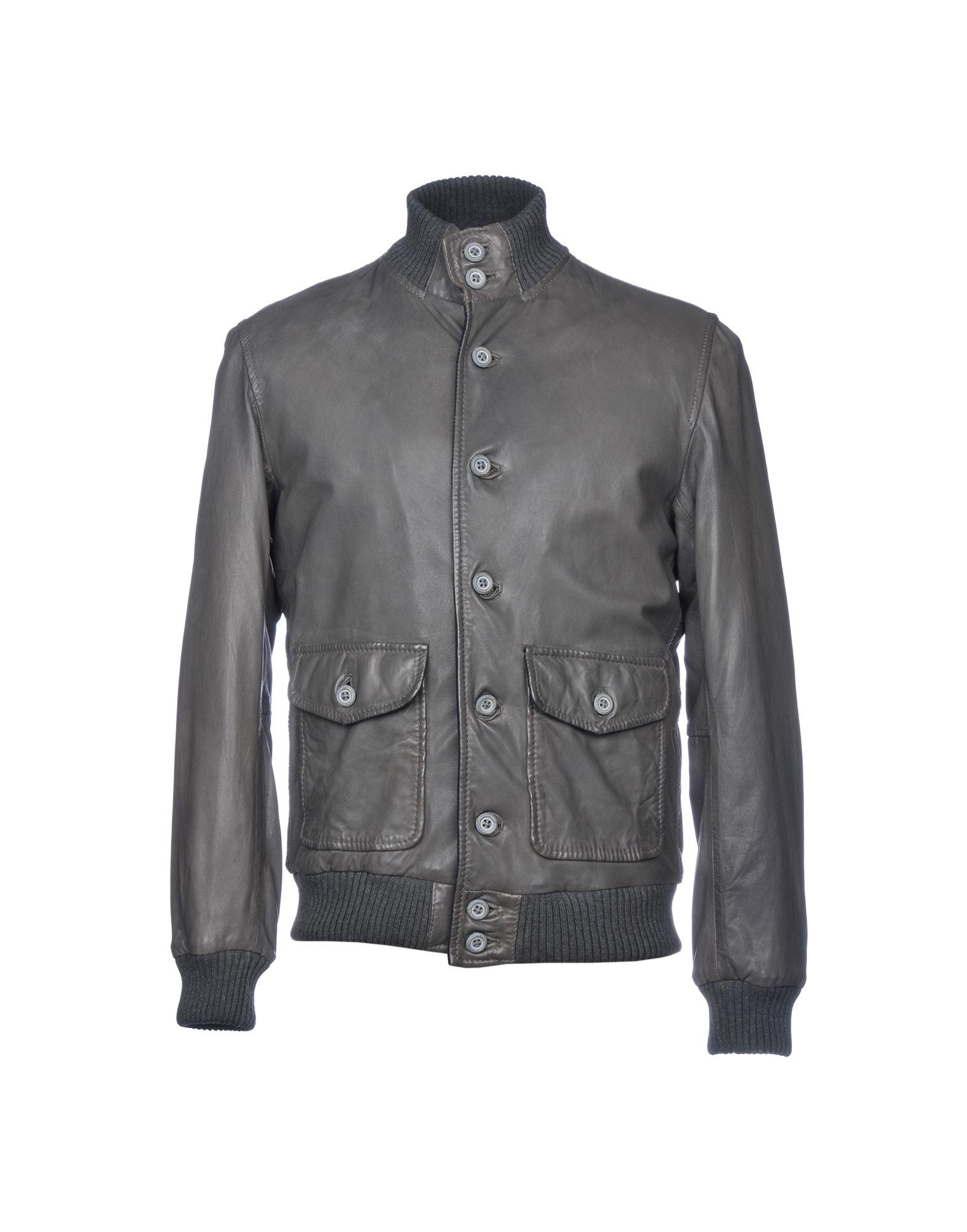 THE JACK LEATHERS Куртка