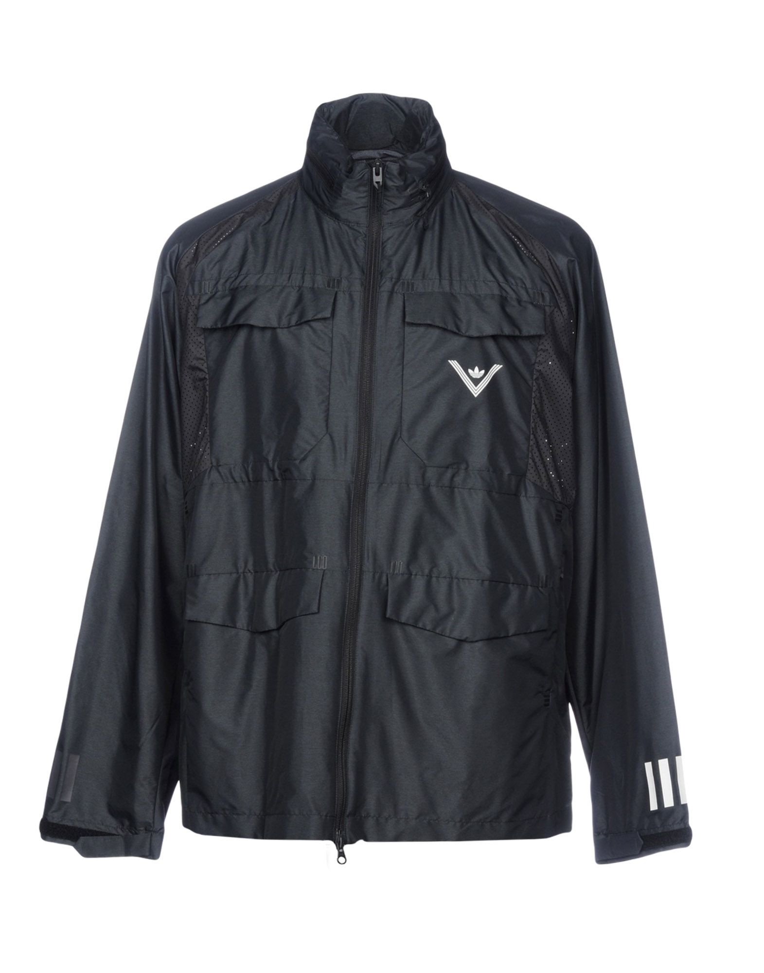 ADIDAS X WHITE MOUNTAINEERING Jacket in Black