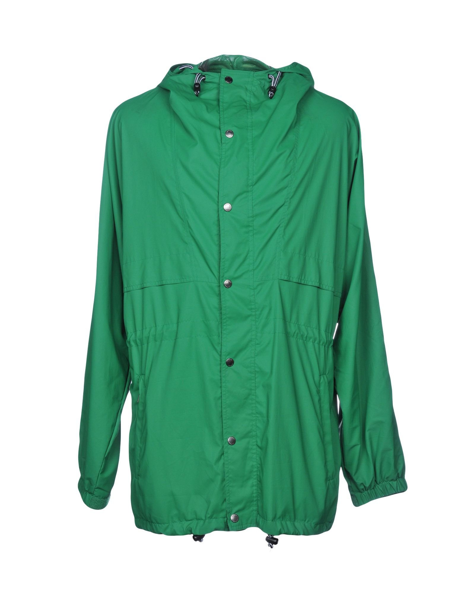 JOYRICH Full-Length Jacket in Green