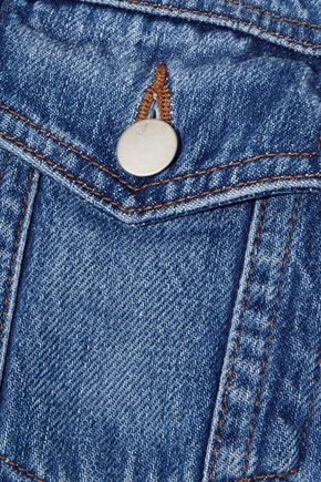 J BRAND Mimic oversized denim jacket