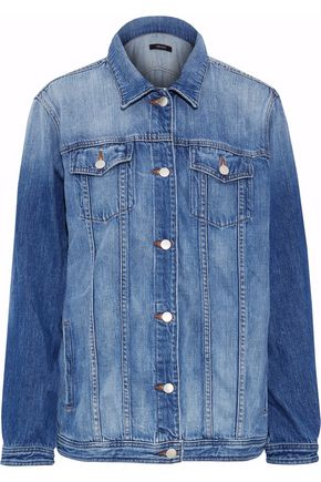 J BRAND Mimic oversized denim jacket