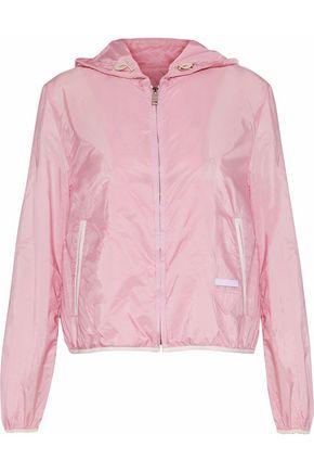 PRADA Shell hooded jacket