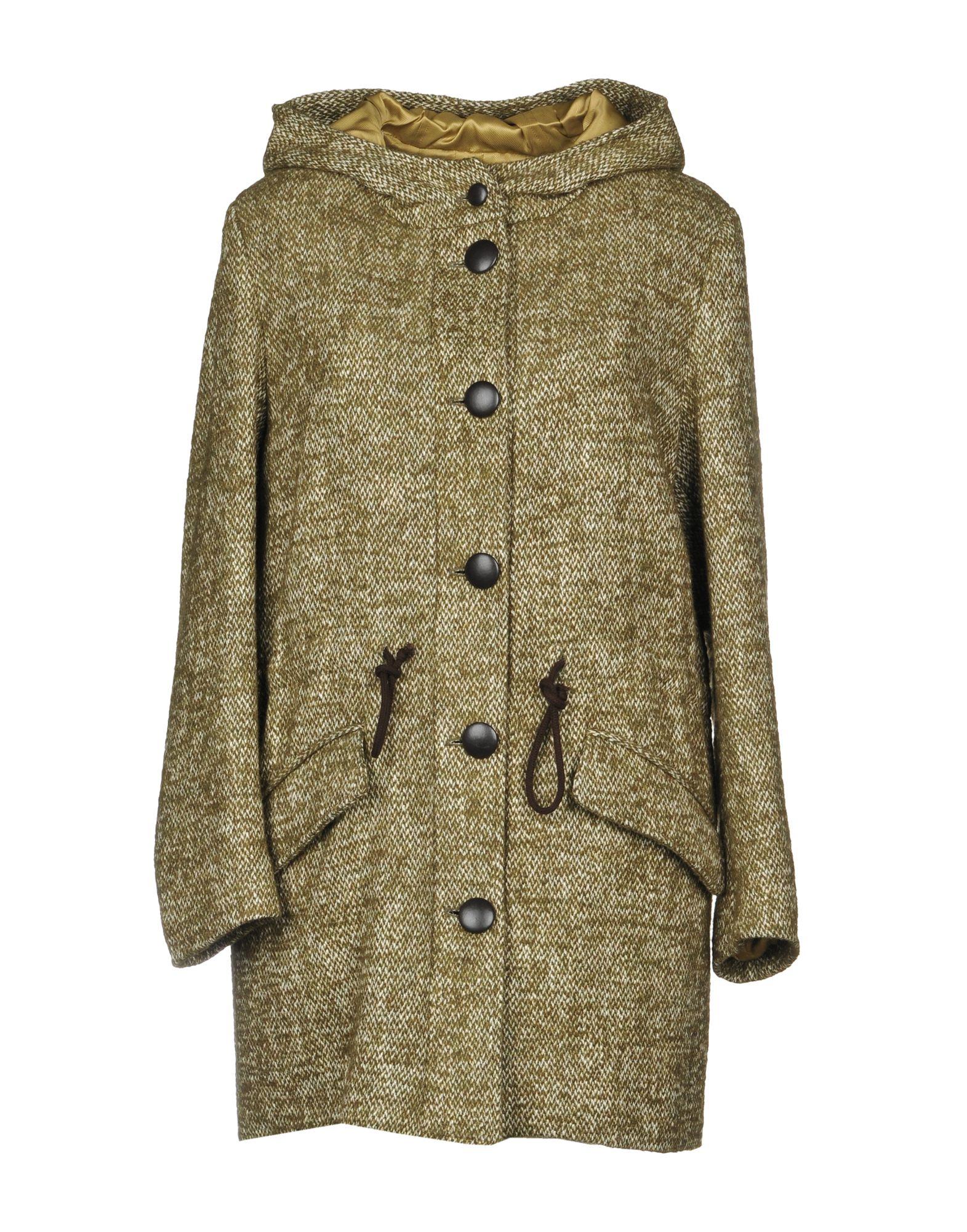 где купить PHILO by MANGOLINI CONFEZIONI Пальто по лучшей цене