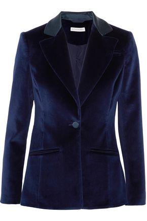 ALTUZARRA Velvet blazer