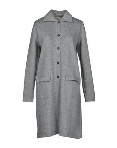 Пальто ESSENCE. Цвет: серый