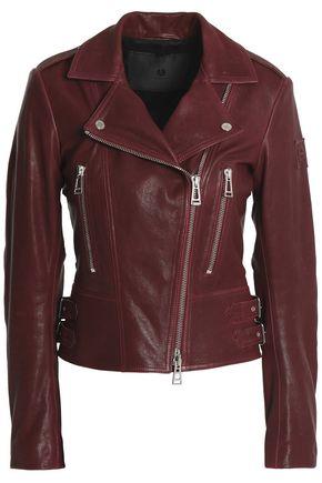 BELSTAFF Leather biker jacket