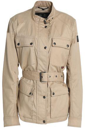 BELSTAFF Cotton-gabardine jacket