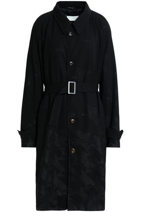 MAISON MARGIELA Wool trench coat
