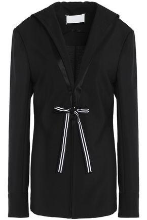 MAISON MARGIELA Wool and mohair-blend blazer