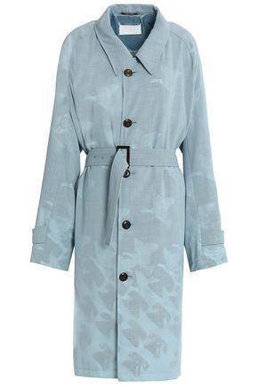 MAISON MARGIELA Wool trench coat