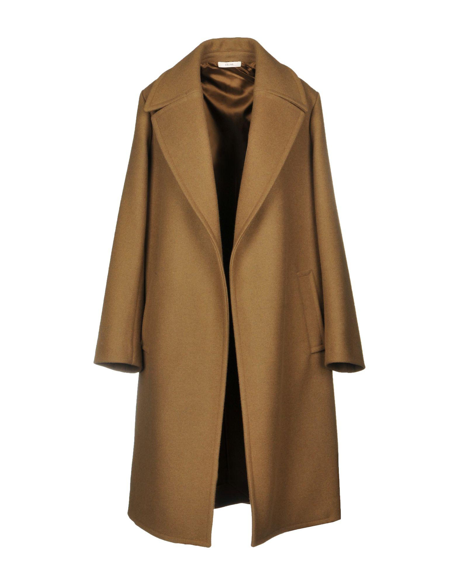 CÉLINE Пальто