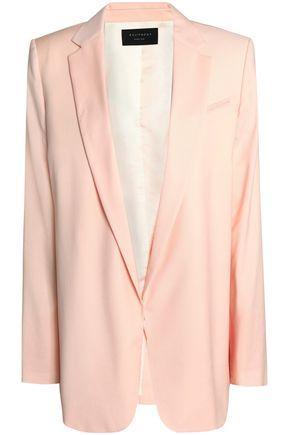 EQUIPMENT Wool-twill blazer