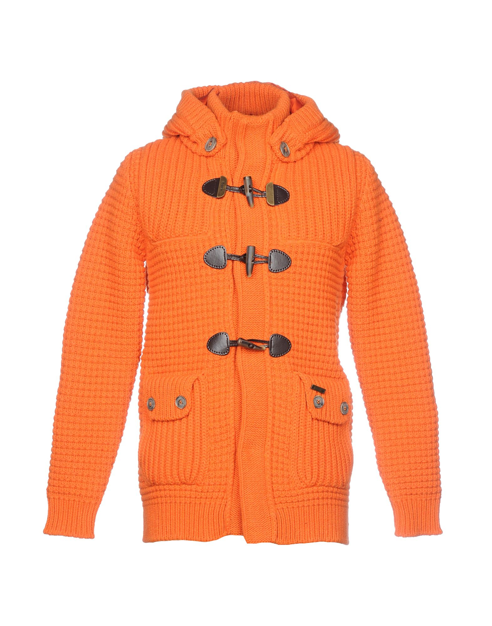 BARK Jacket in Orange