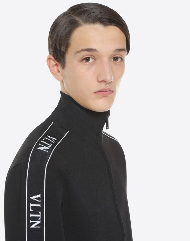 Sweat-shirt en viscose VLTN