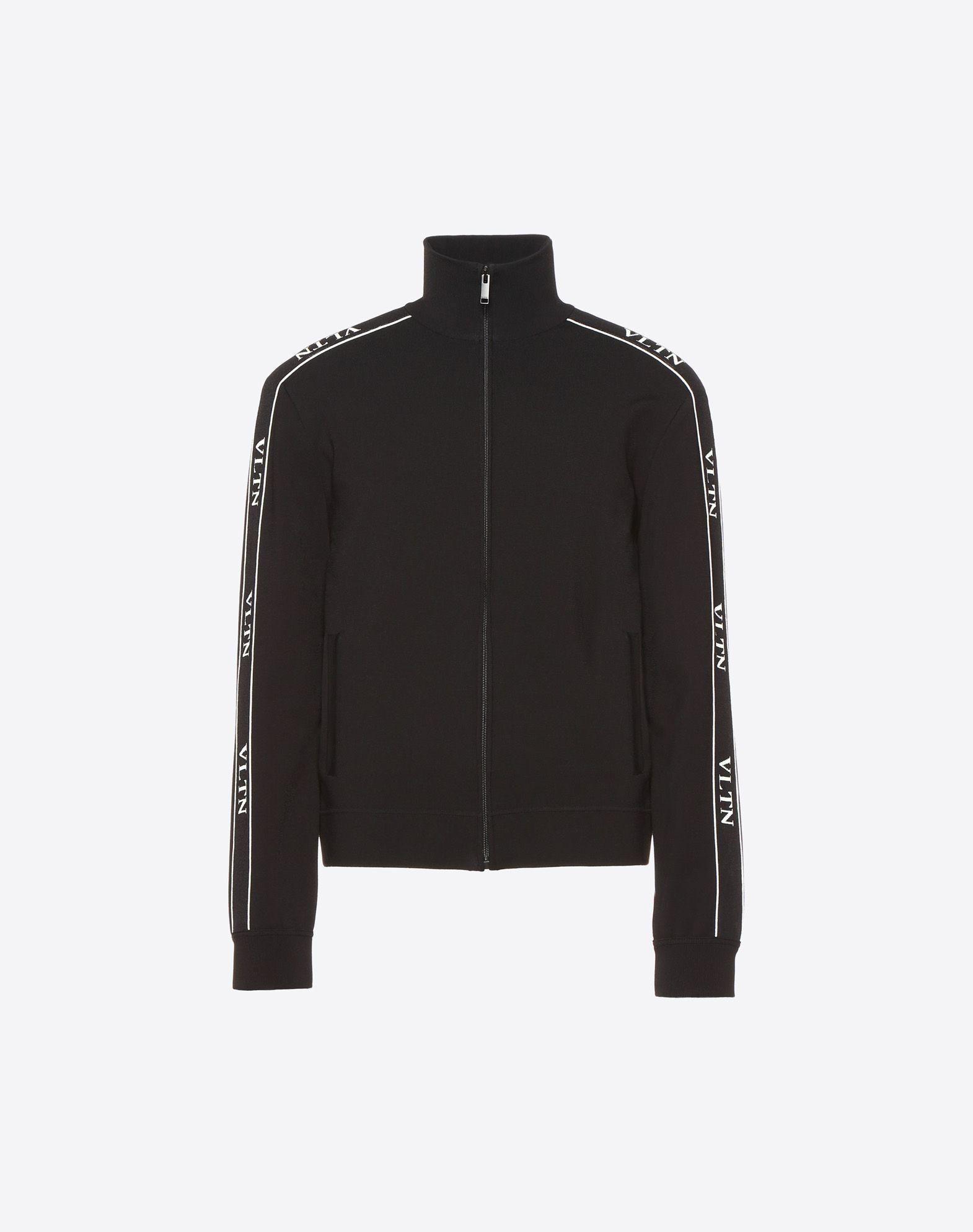 VLTN viscose sweatshirt