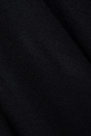 RAG & BONE Fringed cashmere-knit poncho