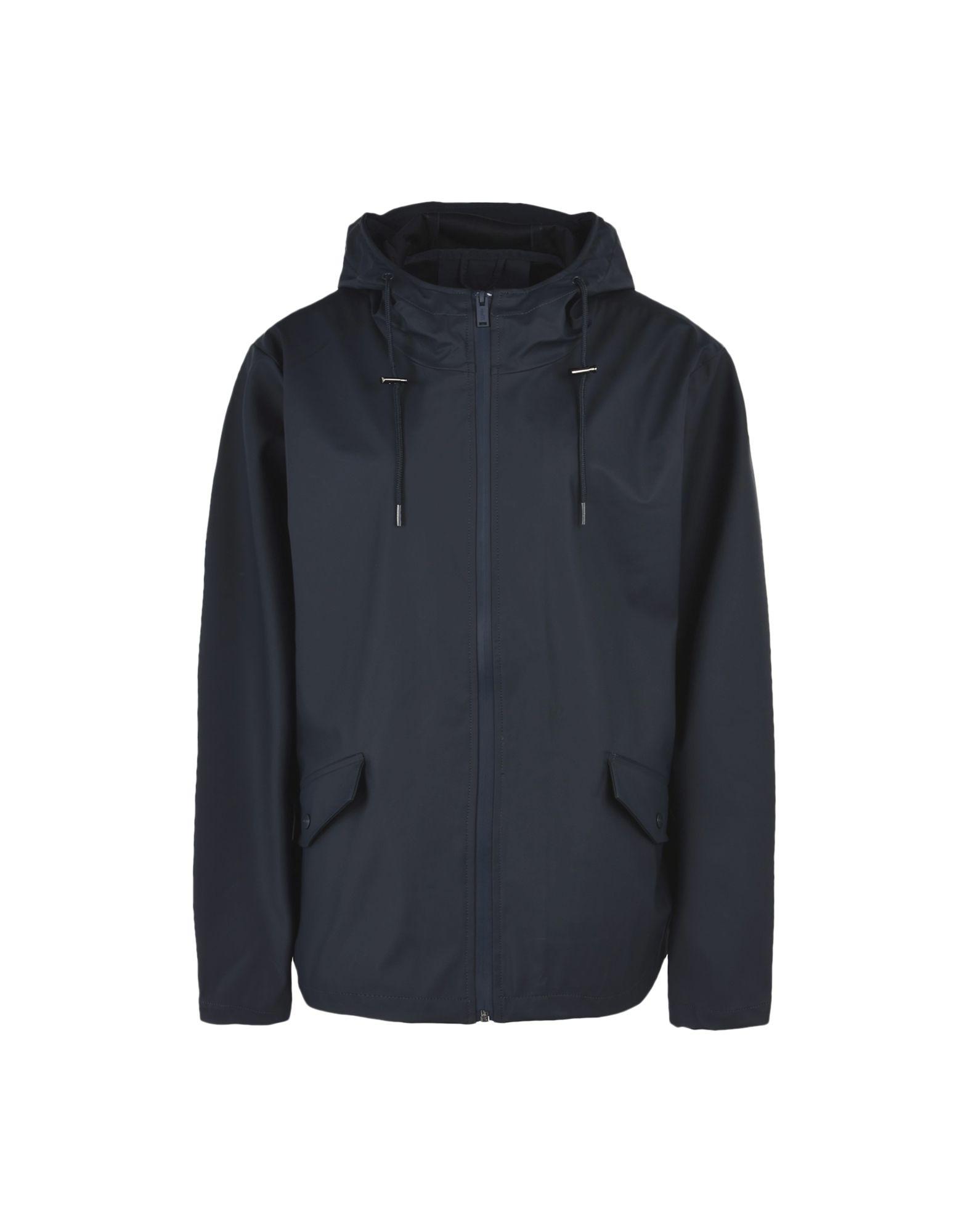 MBYM Full-Length Jacket in Dark Blue