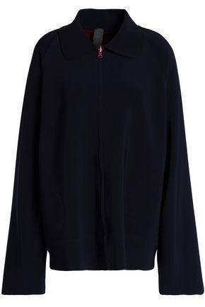 NORMA KAMALI Reversible stretch-jersey jacket