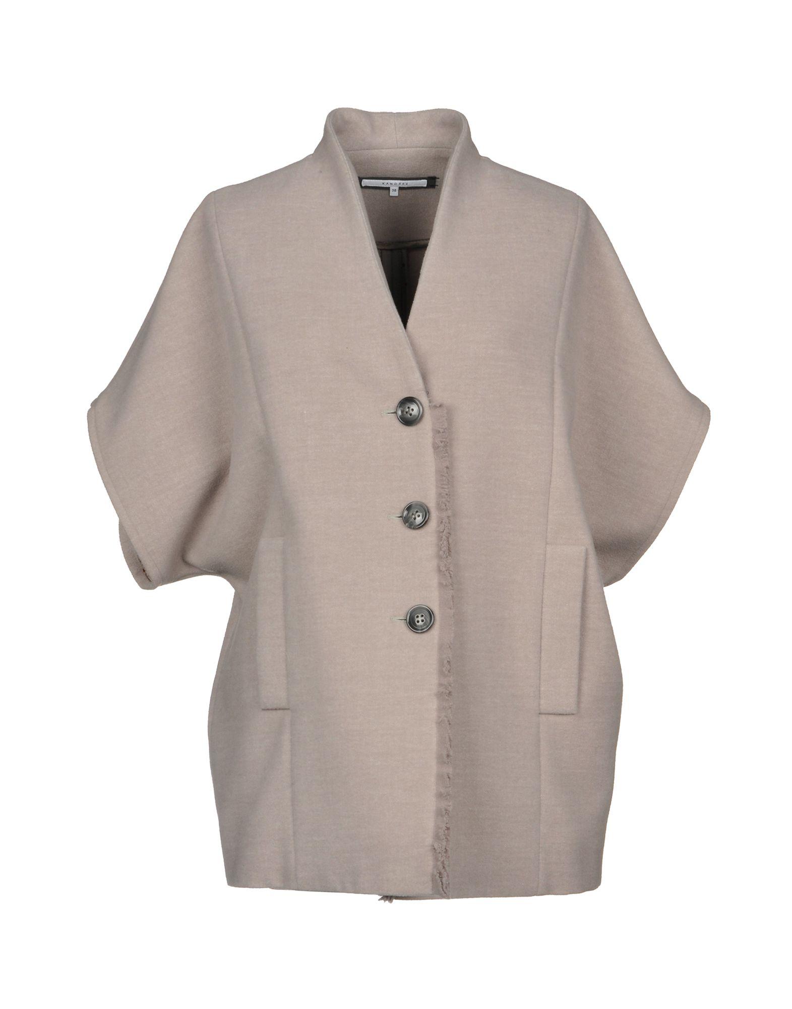 XANDRES Легкое пальто пальто naumi пальто короткие