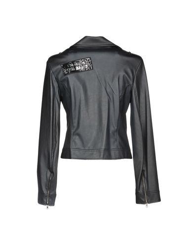 Фото 2 - Женскую куртку SHOP ★ ART черного цвета