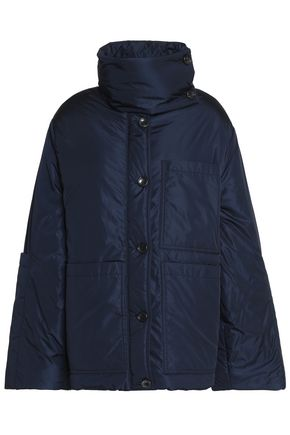 JOSEPH Shell hooded down jacket