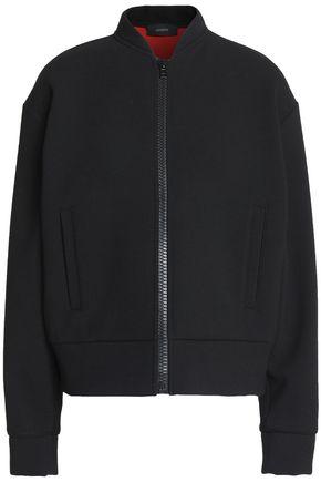 JOSEPH Woven bomber jacket