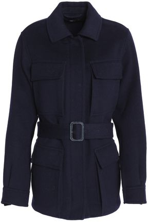 JOSEPH Wool and cashmere-blend felt jacket