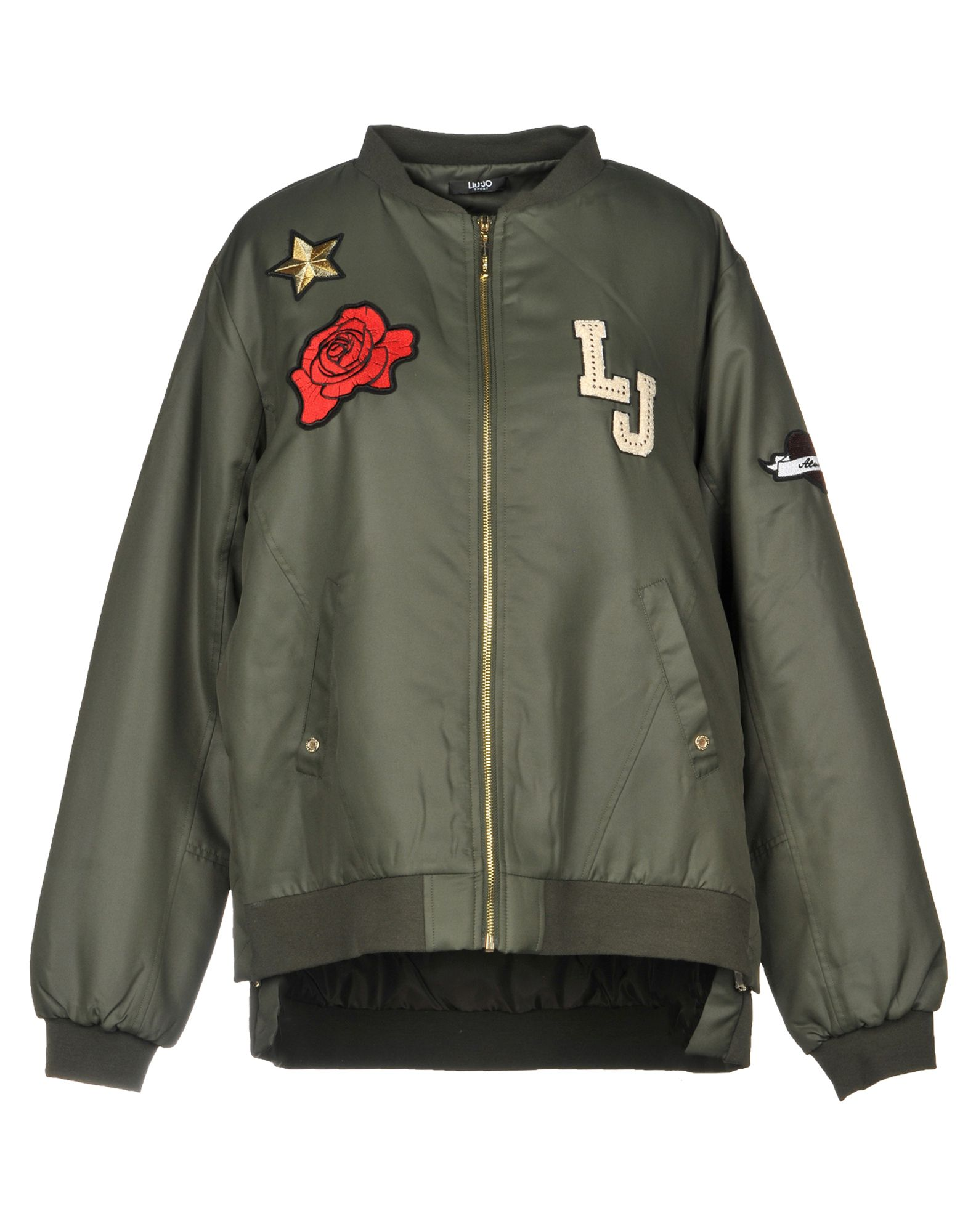 LIU •JO SPORT Куртка куртка утепленная laura jo laura jo la091ewyfb32