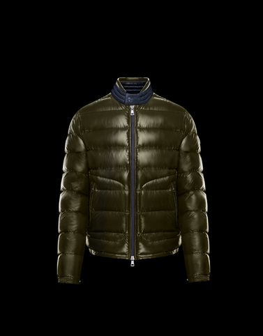 MONCLER AUBERT - Bomber Jacket - men