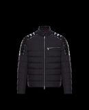 MONCLER MEYLAN - Biker jackets - men