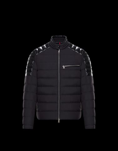 edbc5a93c561 Moncler AW Men s Leather Jackets and Coats