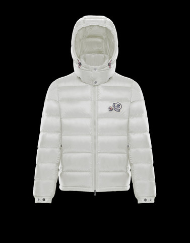 BRAMANT White Category Outerwear Man