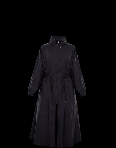 MONCLER MOUETTE - trench coats - women
