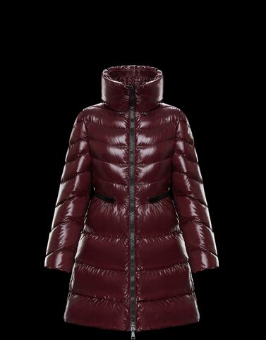 MONCLER MIRIELON - Long outerwear - women
