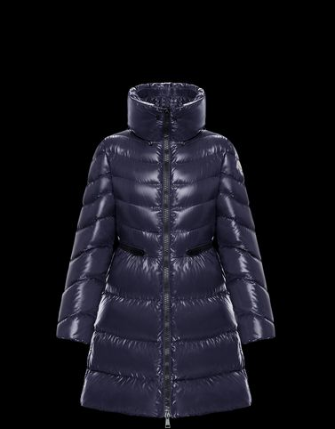 MONCLER MIRIELON - Long outerwear - women