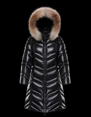 MONCLER FULMAR - Long outerwear - women