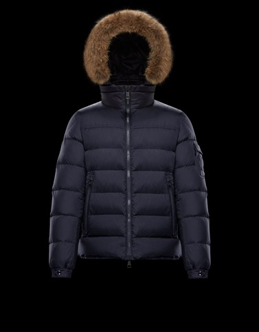 MARQUE Dark blue Down Jackets