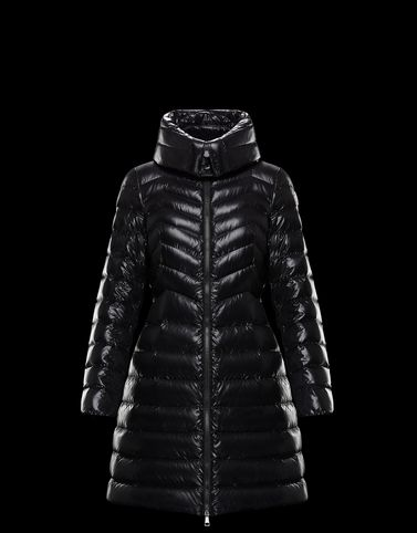 MONCLER FAUCON - Long outerwear - women