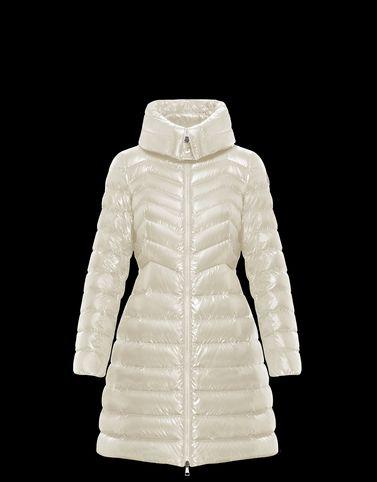 MONCLER FAUCON - Long outerwear - women