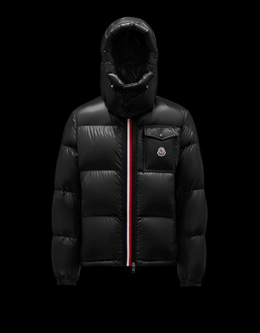 MONTBELIARD Black Category Outerwear Man
