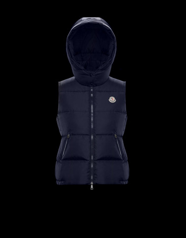 GALLINULE Dark blue View all Outerwear Woman