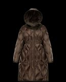 MONCLER MANTHUS - Long outerwear - women