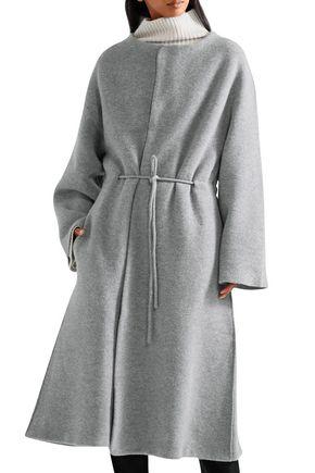 THE ROW Merino wool-blend coat