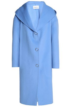 CLAUDIE PIERLOT Wool hooded coat