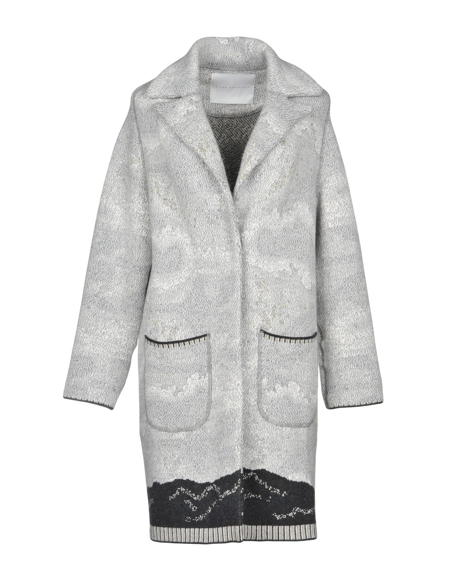 GIADA BENINCASA Легкое пальто