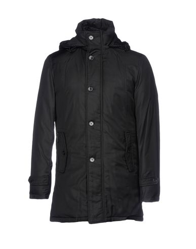 HAMAKI-HO Herren Synthetische Daunenjacke Schwarz Größe S 100% Polyester